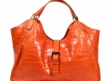 Colette 14' - Orange Crocodile
